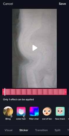 Ako nahrávať a upravovať videá na TikTok 4
