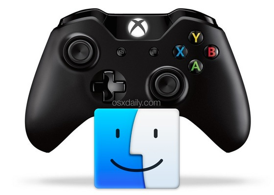 Xbox One controller support in Mac OS X with Xbox One Controller Enabler