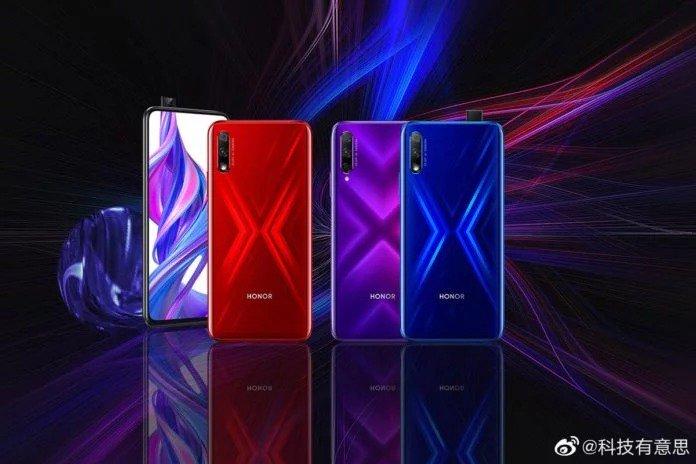 Hormati 9X dan 9X Pro sukses di Cina! 100.000 unit terjual hanya dalam dua menit
