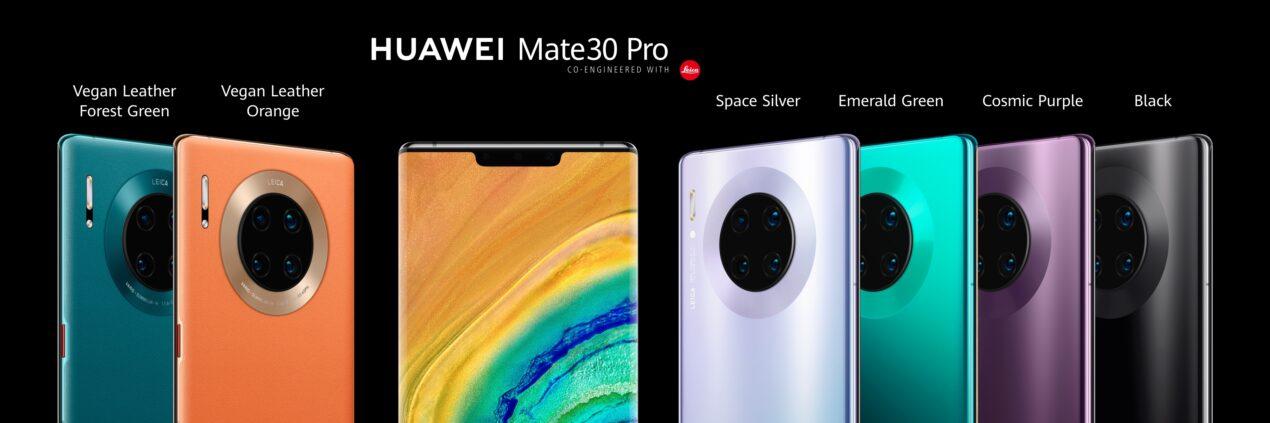 Seri Huawei Mate 30 akhirnya resmi! Perangkat teratas tetapi tanpa layanan Google
