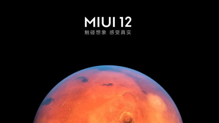 Xiaomi MIUI 12 ROM testar smarttelefon