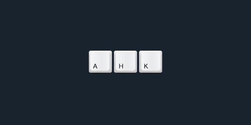 12 Script AutoHotKey Favorit yang Dapat Anda Gunakan untuk Membuat Kehidupan Lebih Mudah