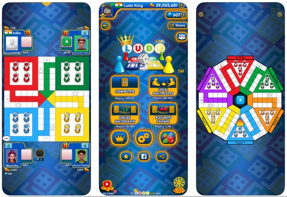 15 trò chơi Ludo hay nhất (Android / iPhone) 2019 3