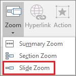 Kuinka zoomata PowerPoint-ohjelmaa 1