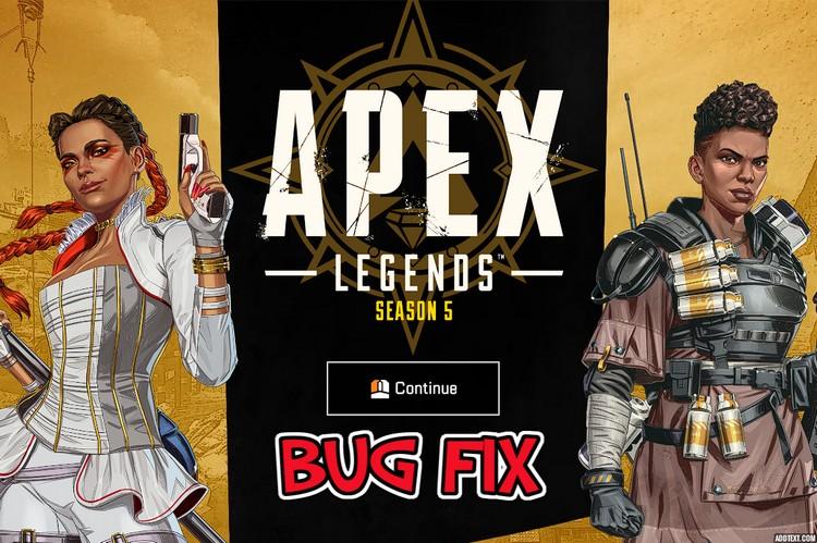 Cómo arreglar Apex Legends estrellarse después de la temporada 5 Actualización en PC