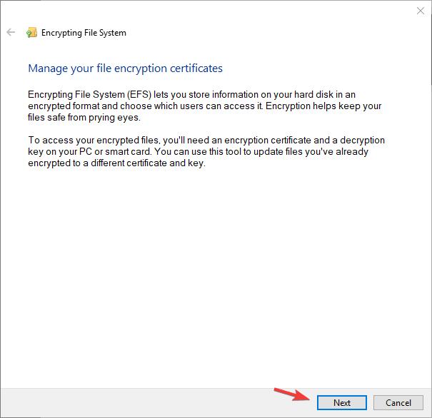 the Windows Kriptoqrafik xidmət provayderi Adobe xətası