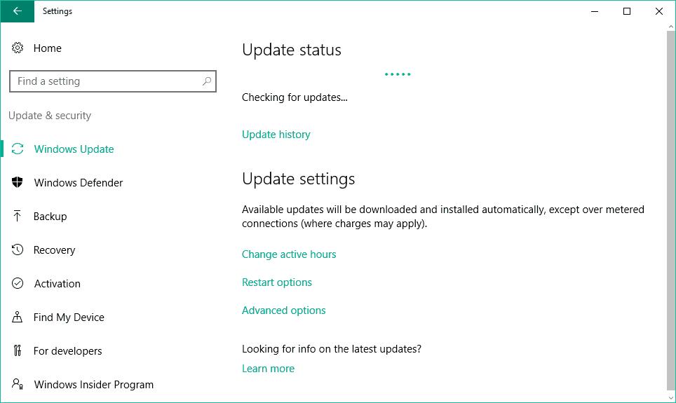 windows    update error 45