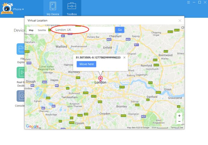Cara mengubah lokasi Anda di Bumble 13