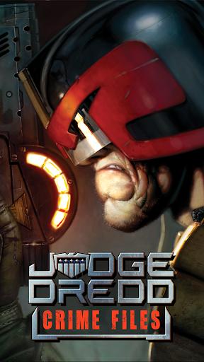 Juez Dredd: archivos de delitos