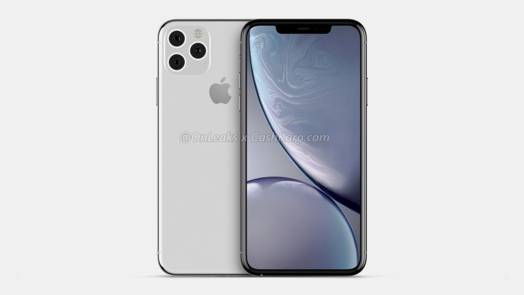 2019 6,5 inci iPhone 11 Bisa Disebut iPhone 11 Pro