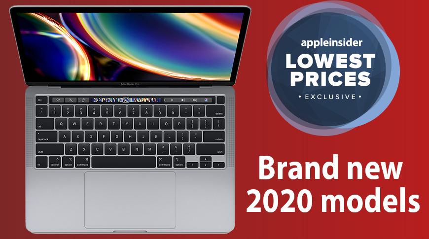 Apple 13  pulgadas MacBook Pro con insignia de ofertas exclusivas