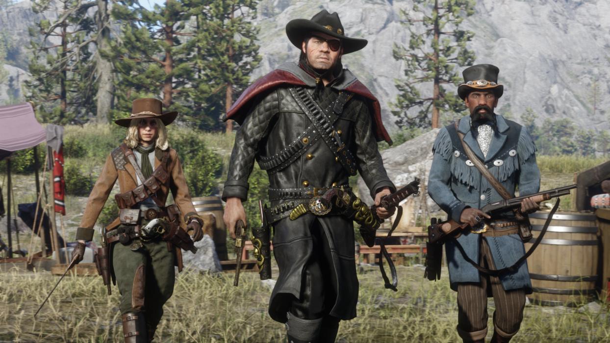 Pembaruan online Red Dead Redemption 2 telah tiba 1