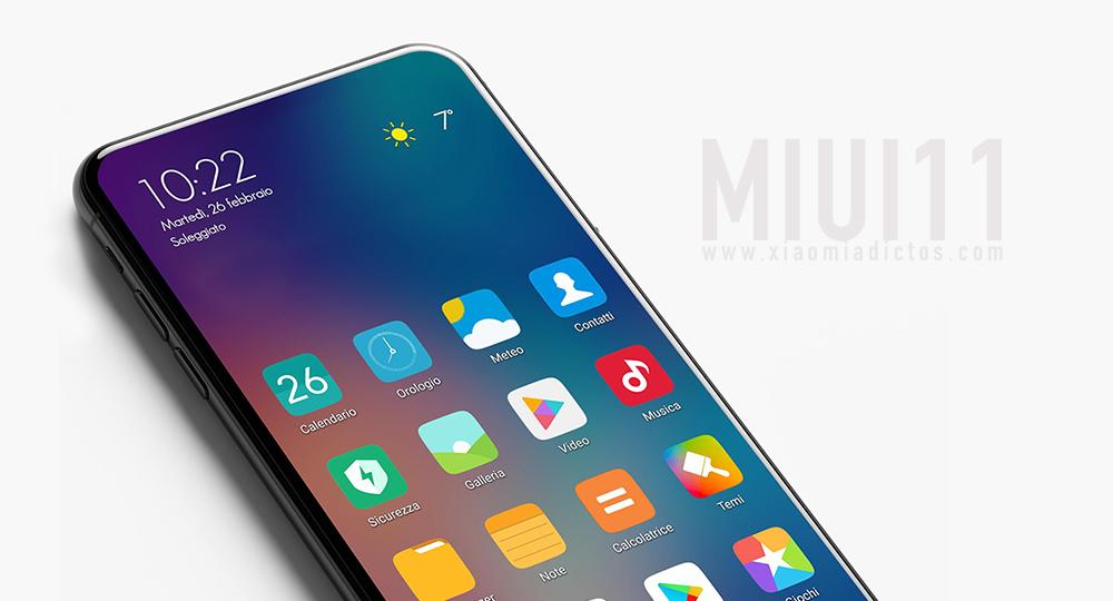 Sekarang Anda dapat mengunduh aplikasi MIUI 11 asli pada smartphone Xiaomi apa pun