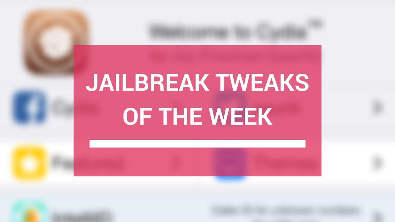 Tweak Jailbreak minggu ini: Kalm, Mot, Spectrum, dan banyak lagi ... 1