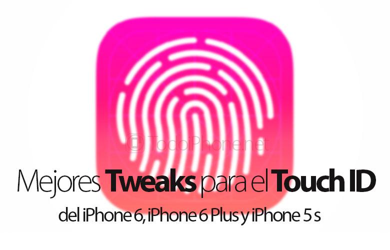 Asetukset käytettäväksi iPhone 6iPhone Touch ID: n kanssa 6 Plus ja iPhone …
