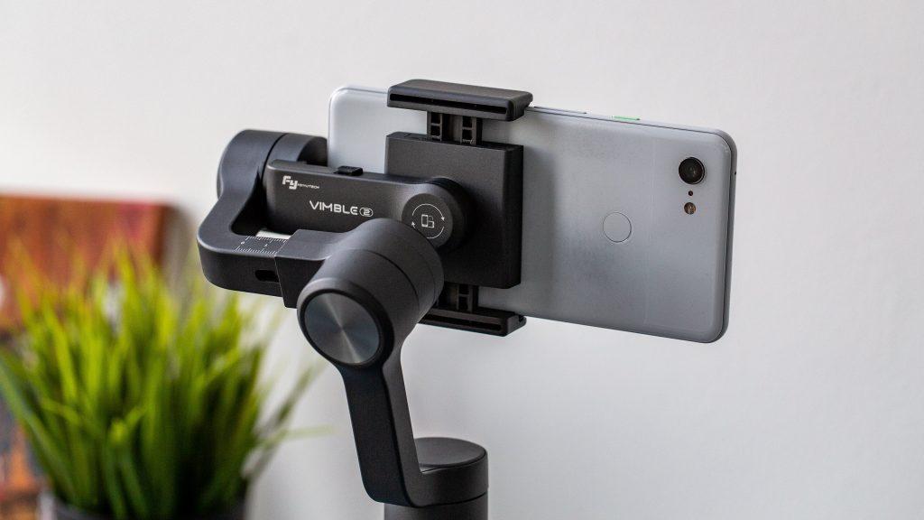 Analisis Feiyu Vimble 2: stabilizer untuk smartphones dengan biaya rendah