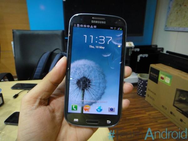 Android UVALH2 -juuri 4.0.4 T-Mobilessa Galaxy Virallinen laiteohjelmisto S3 SGH-T999 [How To]