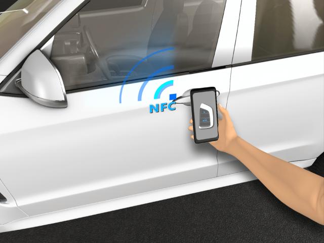 Apple: IPhoneista tulee auton avain