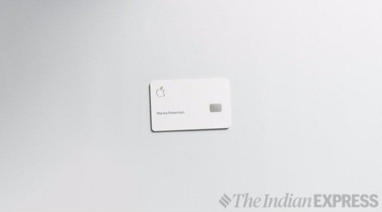 Apple, Goldman Sachs bắt đầu xuất bản Apple Thẻ tiêu dùng 5