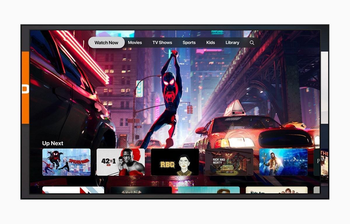 Apple Dukungan Menonton TV + Offline Bisa Terbatas