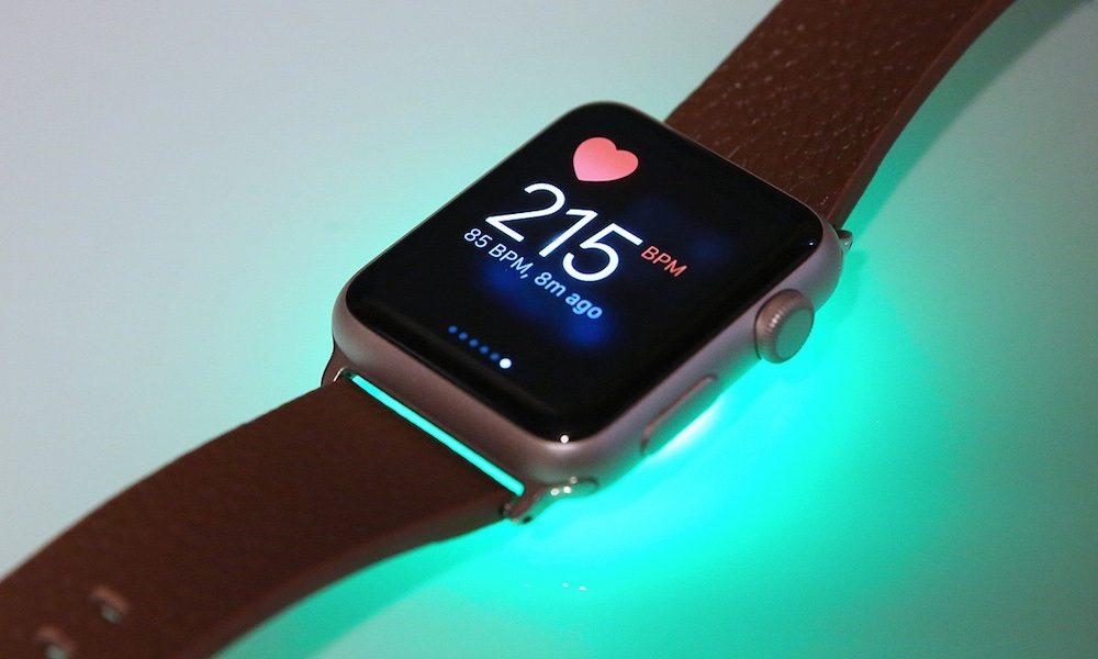 Apple Watch 'PTT' Akan Mengaktifkan Pembacaan Tekanan Darah Cepat 1