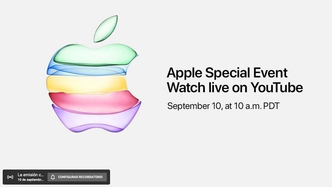 Apple akan mengirimkan keynote untuk pertama kalinya di YouTube