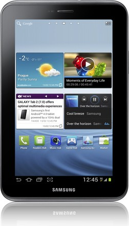 CARA: Instal XXALD4 Android 4.0.3 pada Galaxy Tab 2 (7.0) P3100 Stock Firmware