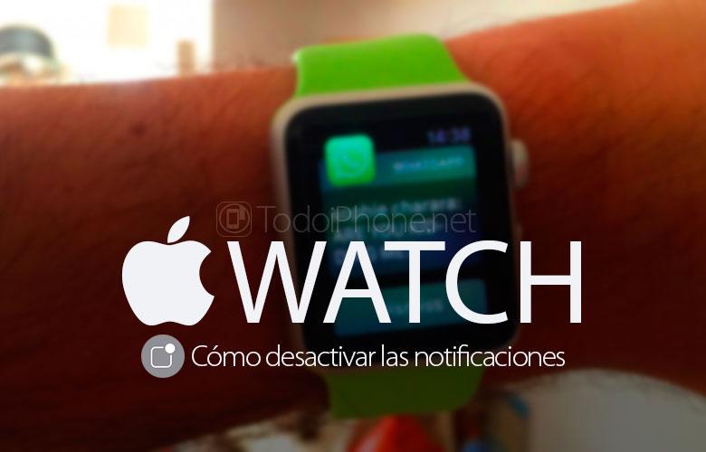 Bildirişləri necə deaktiv etmək olar Apple Watch