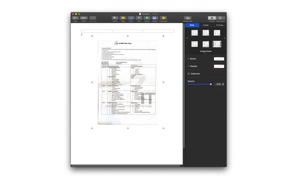 Cách quét tài liệu trên máy Mac bằng iPhone hoặc iPad 3