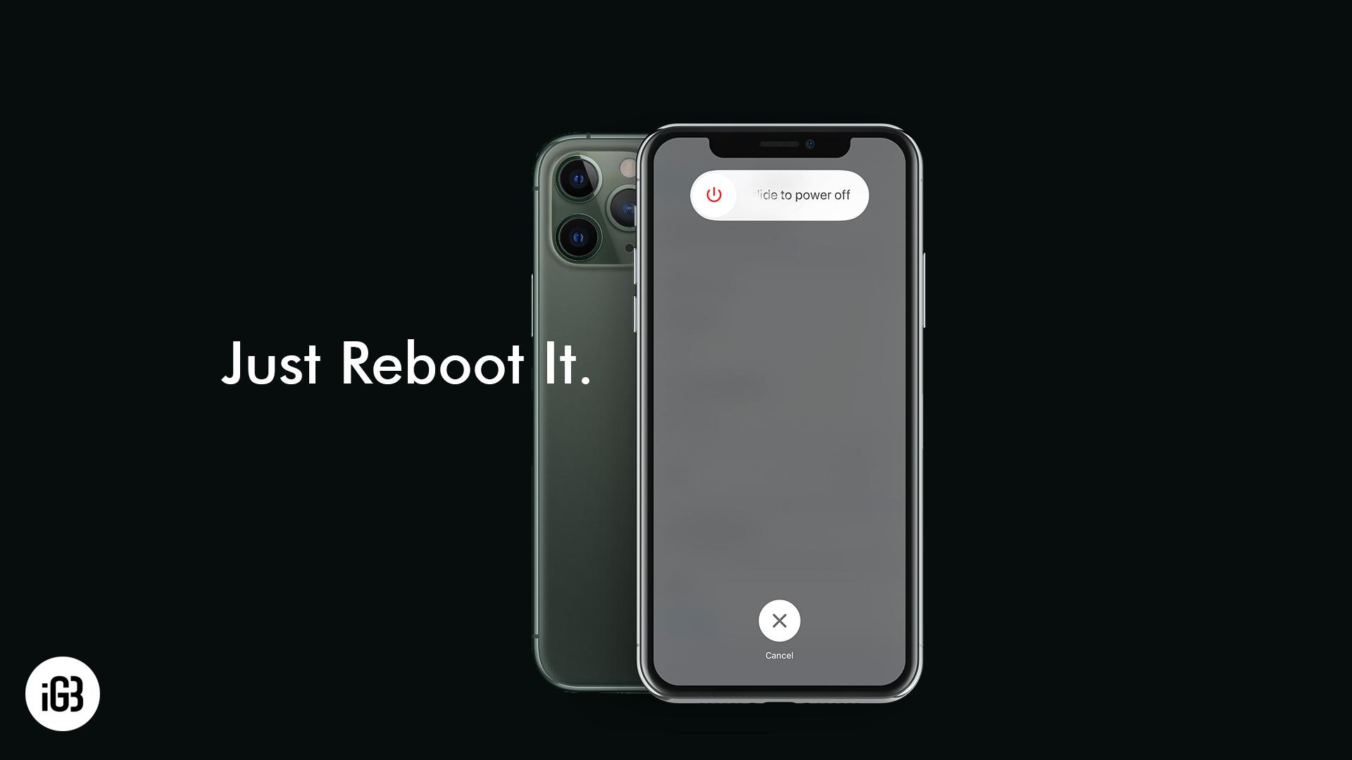 Kuinka pakottaa iPhone 11, 11 Pro ja 11 Pro käynnistämään tai käynnistämään uudelleen …