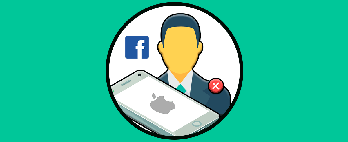 Cara membuka kunci seseorang di Facebook iPhone