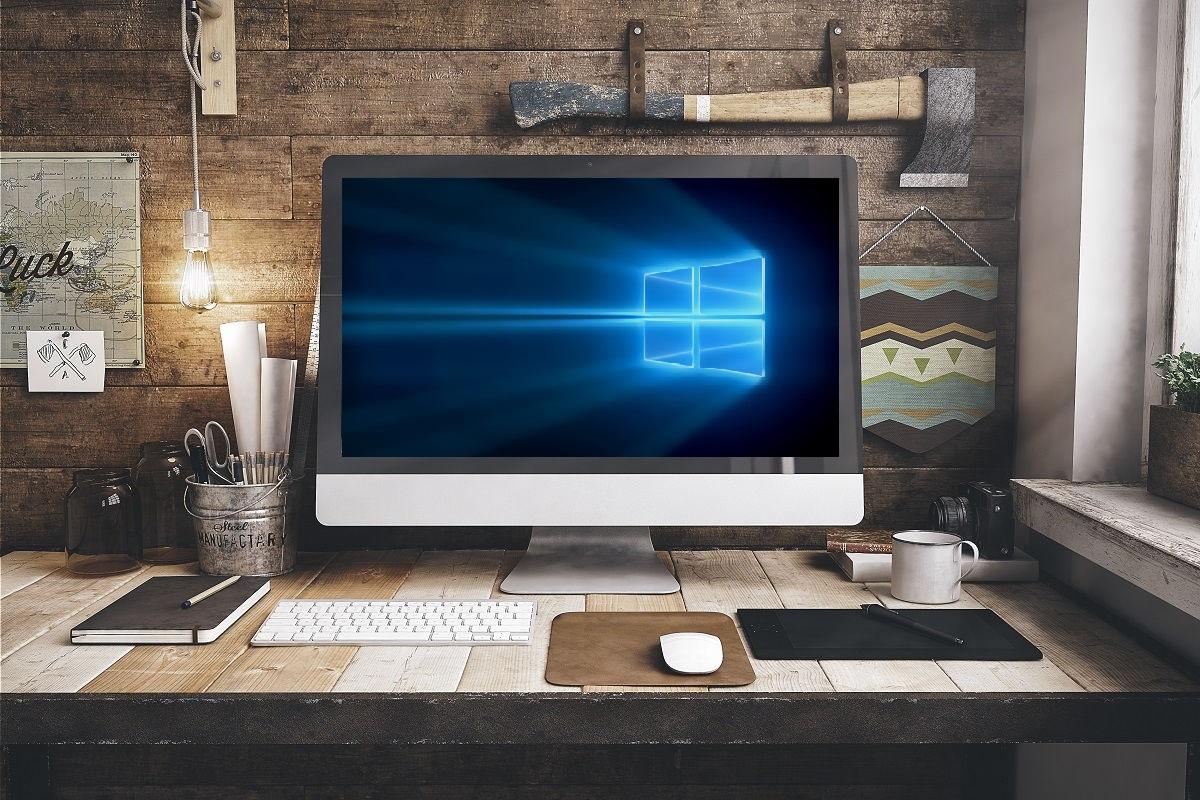 Instalar en pc Windows 10 en iMac