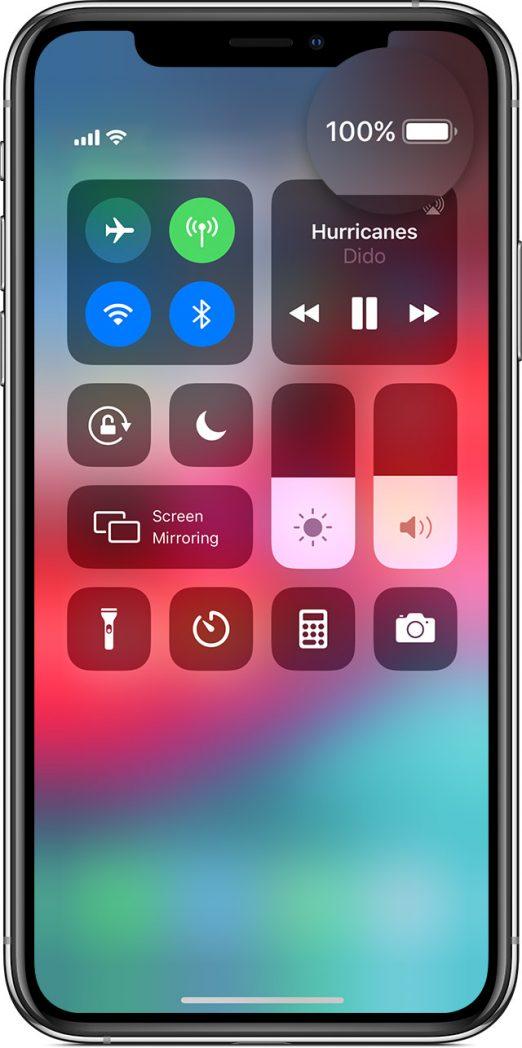 Cách hiển thị phần trăm pin trên iPhone 11