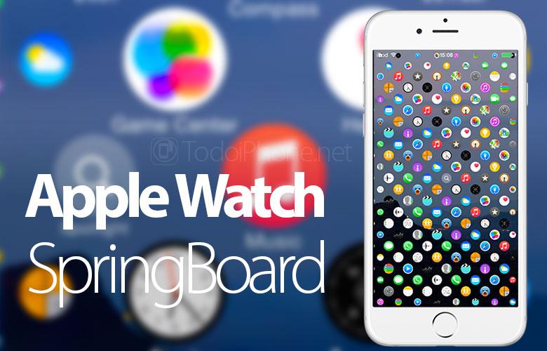 Cara menguji antarmuka Apple Watch di iPhone 1