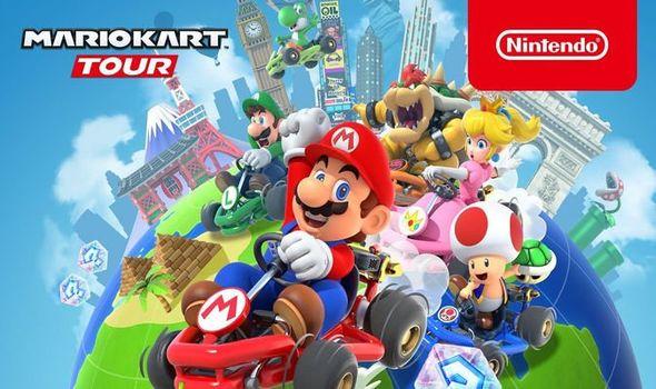 Cara naik level Kart, Glider, dan Driver di Mario Kart Tour