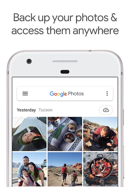 Cómo transferir fotos de iPhone a Android