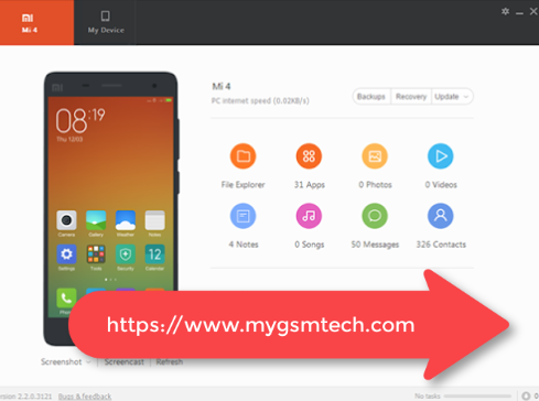 Descarga gratuita de Xiaomi Mi PC Suite (2020) para Windows 7/ /8/ 10