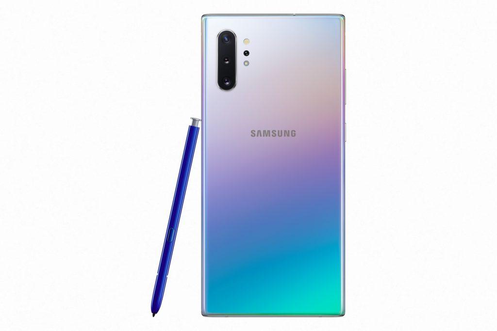 Samsung Galaxy Note 10, Fonts