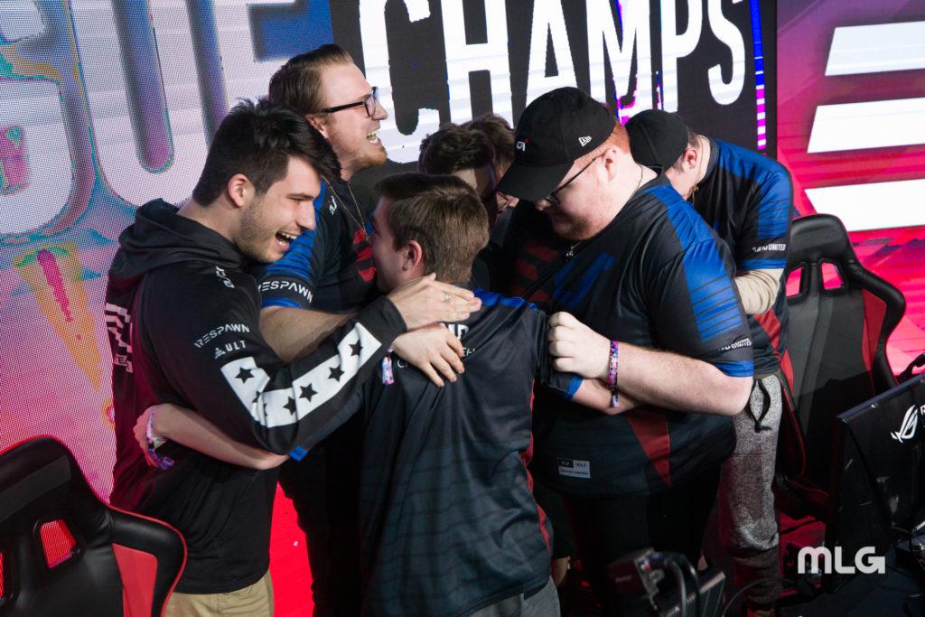EUnited mengalahkan 100 Pencuri untuk memenangkan CWL Champs 2019