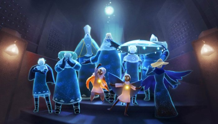 Acara Season of Lightseekers Dimulai di Langit: Children of the Light