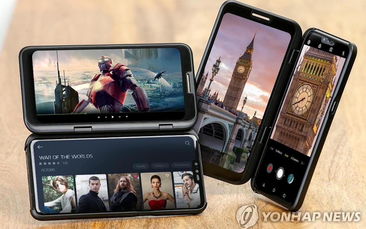 Tên tiếng Hàn LG G8X tiết lộ mối quan hệ của nó với V50 ThinQ 2