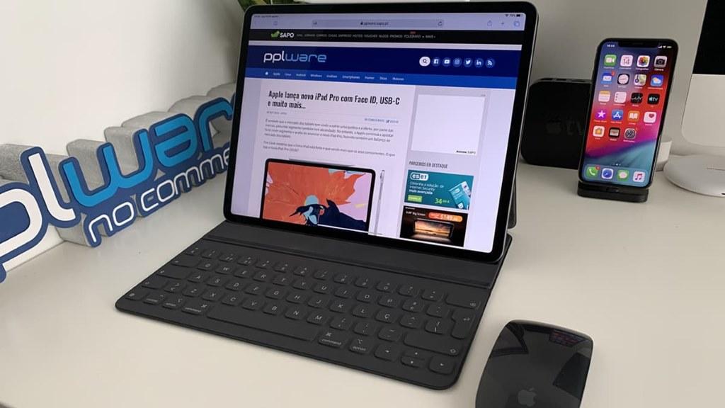Novo iPad Pro da Apple poderá vir com câmara tripla, tal como o iPhone 11 Pro