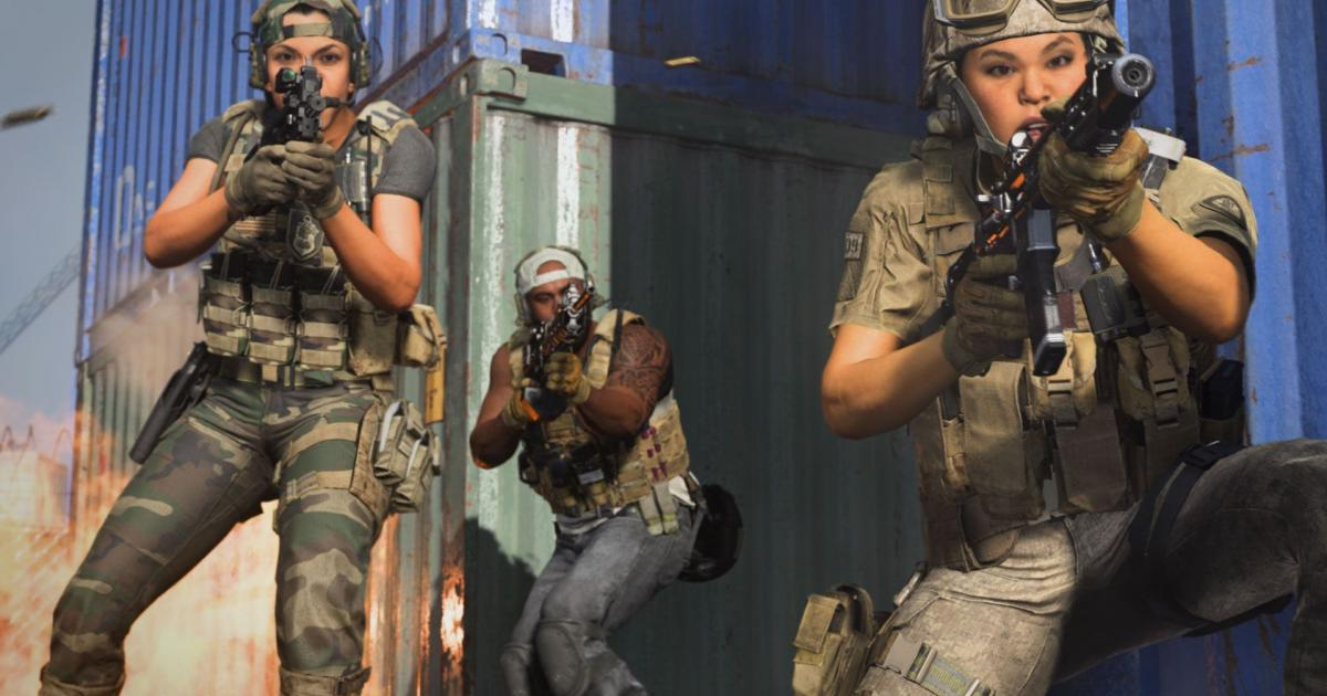 Mode Deathmatch baru akan datang ke 'Call of Duty: Modern Warfare'