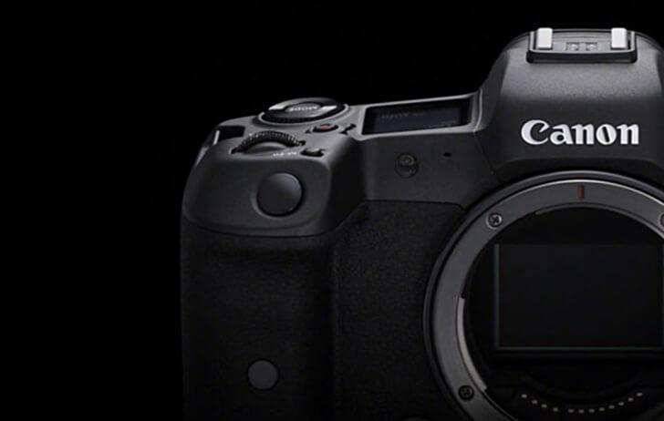 Ini adalah Canon EOS R5, pengumuman pengembangan resmi segera.