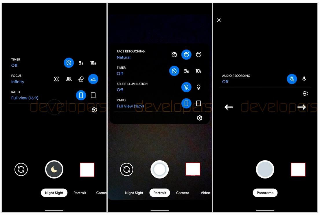 Ini adalah aplikasi kamera Pixel 4 baru, Google Camera 7.0