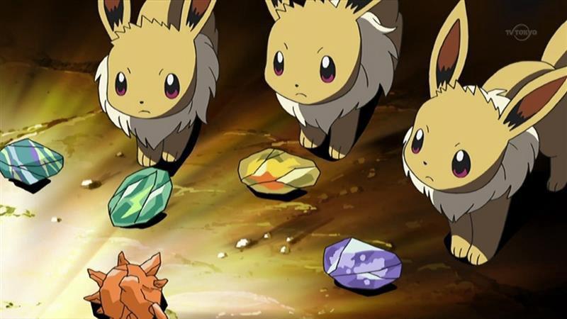 Evolusi Pokemon Go Eevee: cara mendapatkan Leafeon, Glaceon, Vaporeon, Jolteon, Flareon, Espeon, dan Umbreon 1