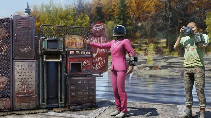 Future of Fallout 76 - Battle Royale, NPC, Free Week