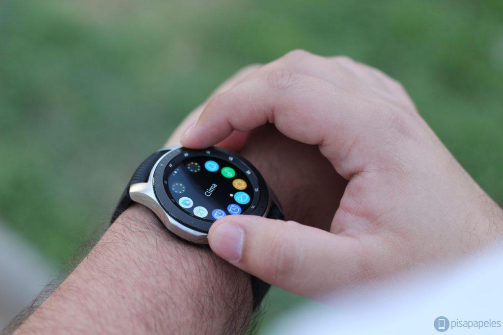 Galaxy Active Watch será el próximo nombre original en el reloj inteligente de Samsung