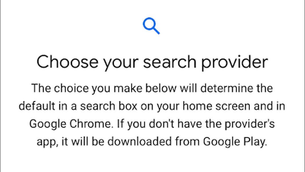 Google Menguraikan Kotak Suara Pencariannya untuk Android