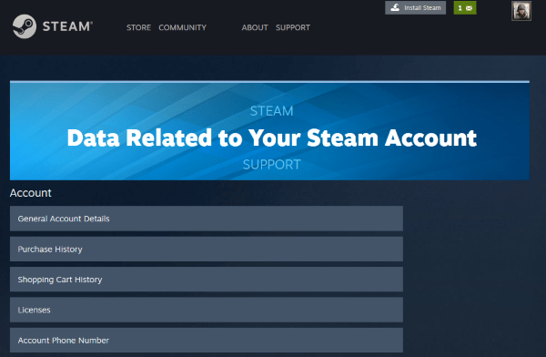 Как изменить имя учетной записи Steam 2